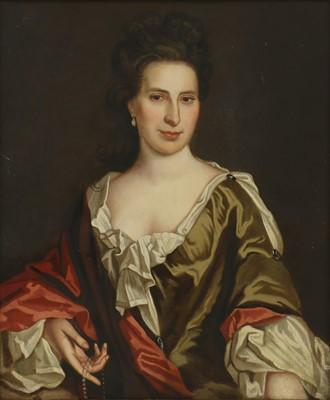 Lot 250 - Attributed to Jonathan Richardson (1667-1745)