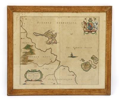 Lot 5 - [Blaeu, J]: Mula Insula. The Yle of Mul. Map of the Isle of Mull.