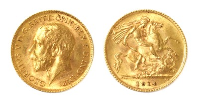 Lot 59 - Coins, Great Britain, George V (1910-1936)