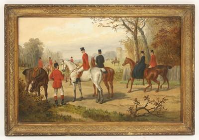Lot 34 - Edward Benjamin Herberte (fl.1857-1893)