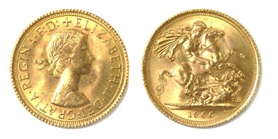 Lot 68 - Coins, Great Britain, Elizabeth II (1952-)