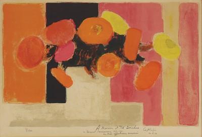 Lot 125 - *Bernard Cathelin (French, 1919-2004)