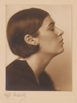 Lot 414 - *Steffi Brandl (German, 1897-1966)