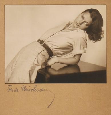 Lot 415 - Trude Fleischmann (Austrian-American, 1895-1990)