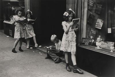 Lot 428 - Ruth Orkin (American, 1921-1985)