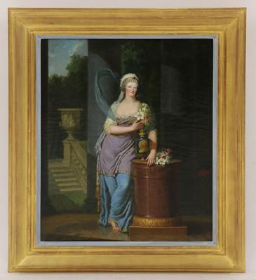 Lot 12 - Francois Dumont (French, 1751-1831)