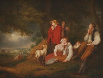 Lot 54 - Richard Westall RA (1765-1836)
