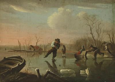 Lot 23 - Follower of Andries Vermeulen (Dutch, 1763-1814)