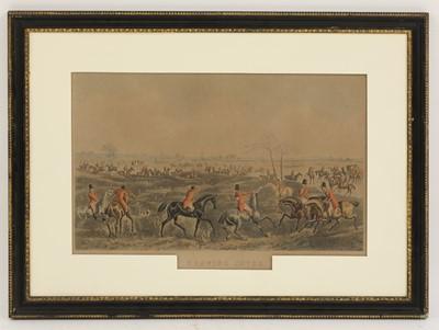 Lot 42 - Frederick C Lewis (1779-1856) after Henry Alken