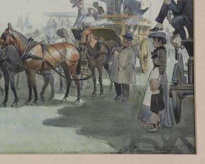 Lot 95 - Lt Col. Harold Duke Collison Morley (1877-1915)