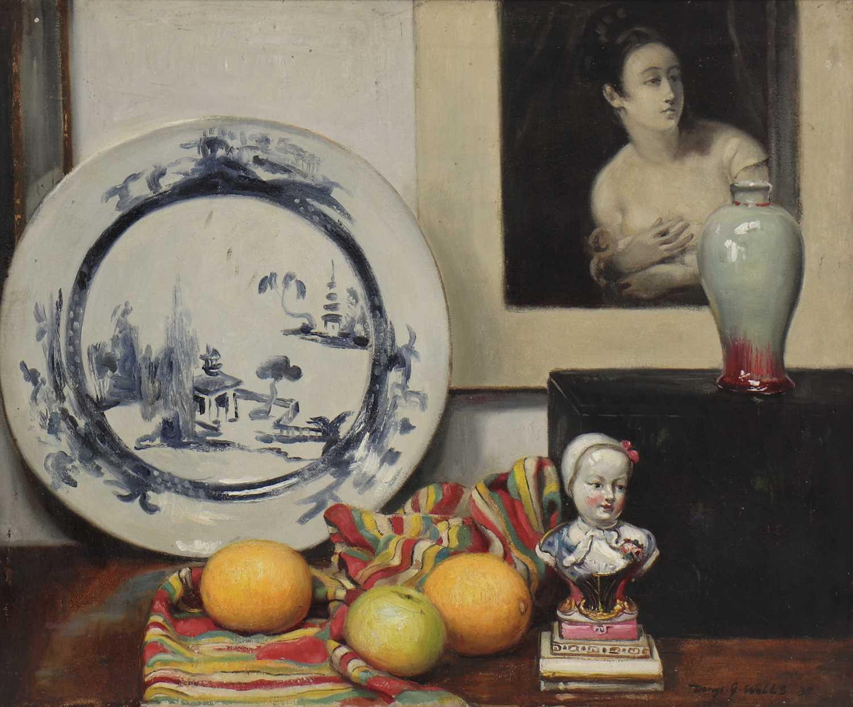 Lot 75 - Denys George Wells (1881-1937)