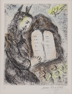 Lot 122 - *Marc Chagall (Russian-French, 1887-1985)