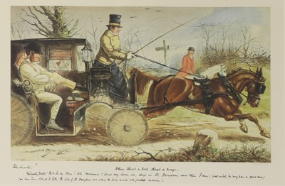 Lot 39 - John Leech (1817-1864)