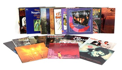 Lot 551 - A collection of LPs