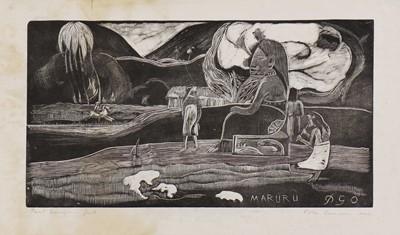 Lot 127 - Paul Gauguin (French, 1848-1903)
