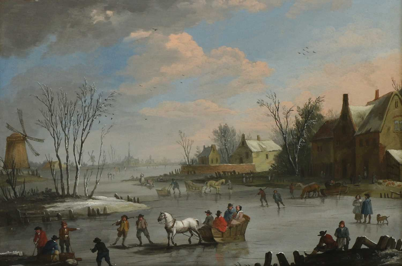 Lot 217 - Follower of Cornelis Beelt