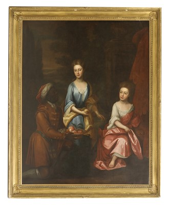 Lot 249 - Attributed to William Aikman (1682-1731)
