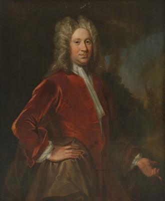 Lot 257 - Attributed to Sir John Baptist de Medina (1659-1710)