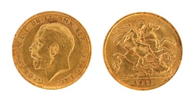 Lot 48 - Coins, Great Britain, George V (1910-1936)