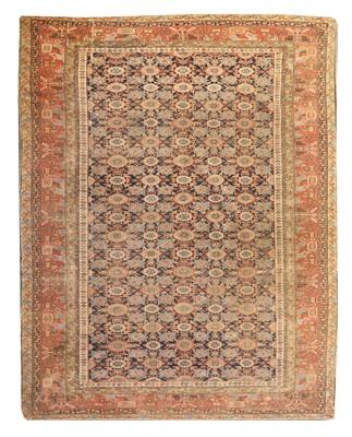 Lot 184 - A Persian Mahal carpet