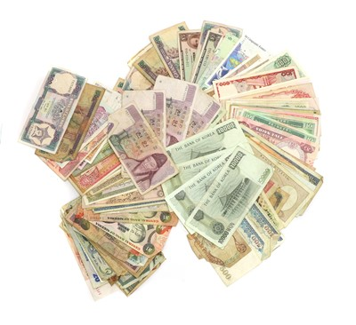 Lot 80 - Banknotes, Great Britain & World