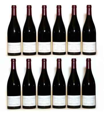 Lot 50 - Chassagne Montrachet, 1er Cru, Les Bondues, Darviot Perrin, 2002, twelve bottles (boxed)