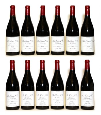 Lot 51 - Aloxe-Corton, 1er Cru, Les Valozieres, Nicolas Potel, 2003, twelve bottles (boxed)