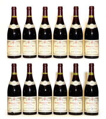Lot 52 - Pommard, 1er Cru, Clos Orgelot, Domaine Violot-Guillemard, 1999, twelve bottles (boxed)