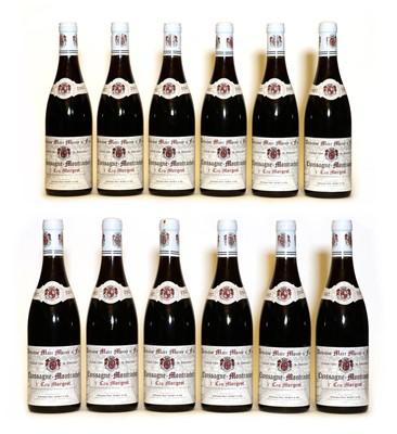 Lot 55 - Chassagne Montrachet, 1er Cru, Morgeot, Nicolas Potel, 2002, twelve bottles (boxed)
