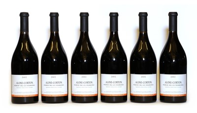 Lot 58 - Aloxe-Corton, 1er Cru, Fournieres, Domaine Tollot Beaut, 2002, six bottles (boxed)