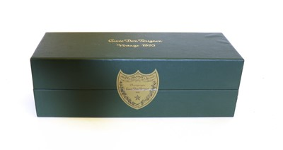 Lot 7 - Dom Perignon, Epernay, 1993, one bottle (boxed)