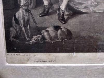 Lot 491 - Richard Earlom (1743-1822), after William Hogarth
