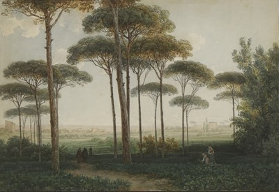 Lot 289 - Thomas Ender (Austrian, 1793-1875)