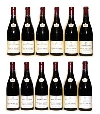 Lot 61 - Nuits-Saint-Georges, 1er Cru, Clos des Corvees Pagets, Domaine Robert Arnoux, 2001, 12 bottles