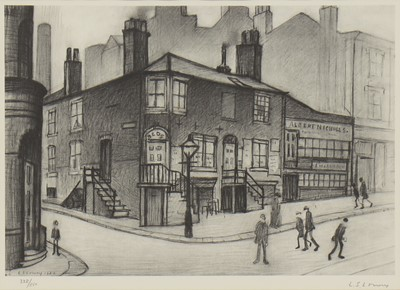 Lot 134 - *Laurence Stephen Lowry RA (1887-1976)
