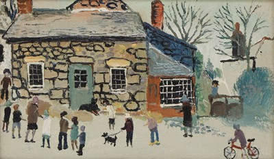 Lot 5 - *Fred Yates (1922-2008)