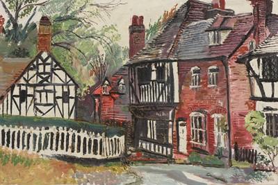 Lot 2 - *Fred Yates (1922-2008)