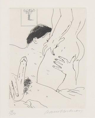 Lot 45 - *David Hockney (b.1937)