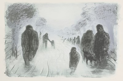 Lot 23 - *Peter Howson OBE (b.1958)