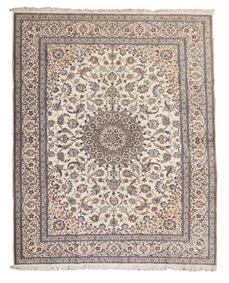 Lot 478 - A North-West Persian Nain carpet