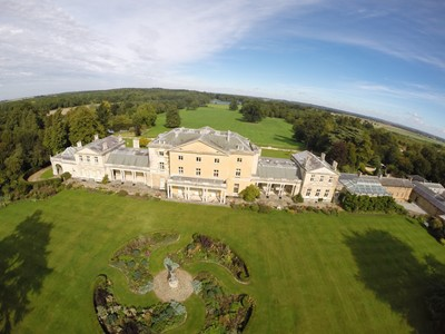 Lot 6 - A VIP tour of Southill House for six with canapés