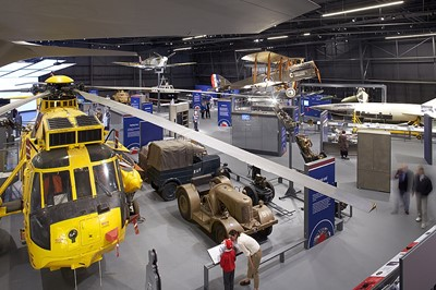Lot 11 - A Guided tour, for up to eight people, of RAF Museum, Hendon