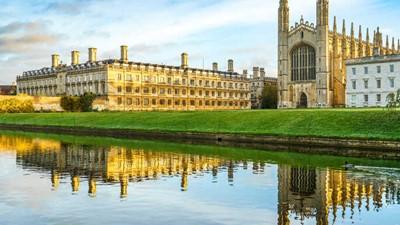 Lot 2 - A tour of Cambridge University City