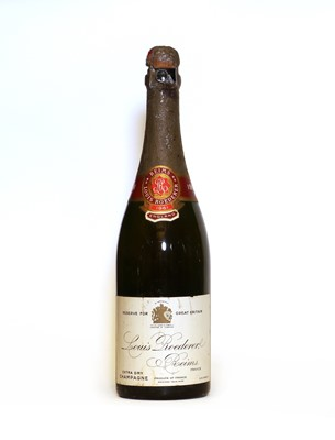 Lot 10 - Louis Roederer, Reims, 1961, one bottle