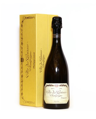 Lot 14 - Clos des Goisses, Philipponnat, 1996 one bottle (boxed)