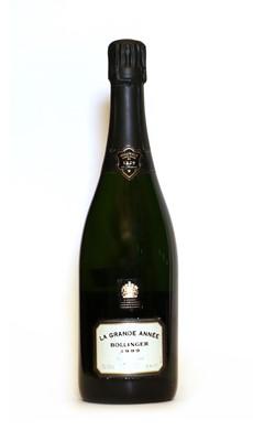 Lot 18 - Bollinger, Grande Annee, Ay, 1999, one bottle