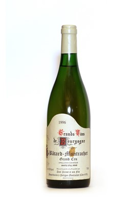 Lot 36 - Batard Montrachet, Grand Cru, Domaine Paul Pernot, 1996, one bottle