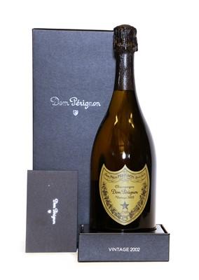 Lot 20 - Dom Perignon, Epernay, 2002, one bottle