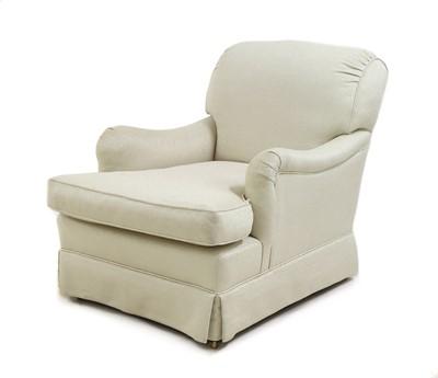 Lot 134 - A contemporary armchair