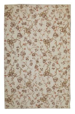 Lot 197 - An Aubusson design rug